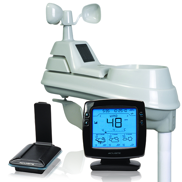 Acu-Link Remote Monitoring Weather Station