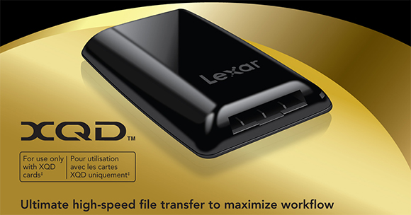 Lexar Professional XQD USB 3.0 Reader