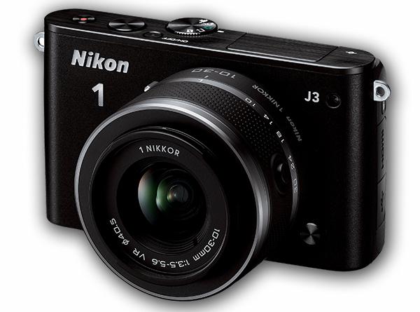 Nikon 1 J3 (Compact DX DSLR)