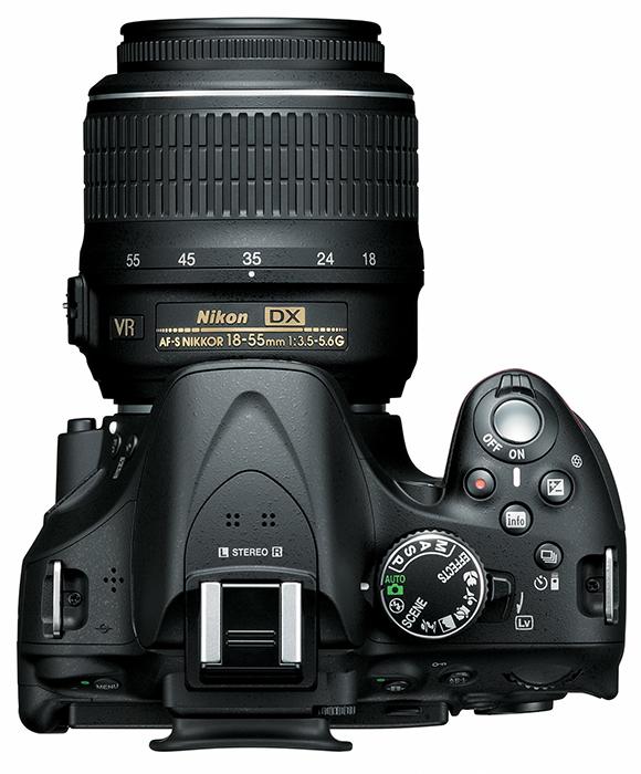 Nikon D5200 24.1 Megapixel DSLR