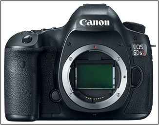 Canon 50.6MP 5DS R