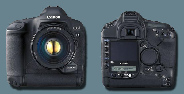 Canon 1D MKII n