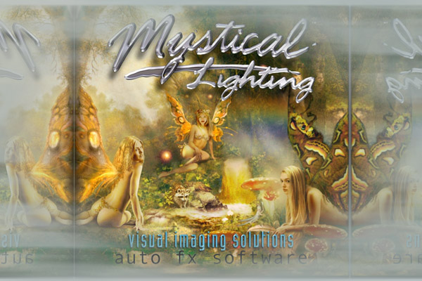 Mystical Lighting by Auto FX Software