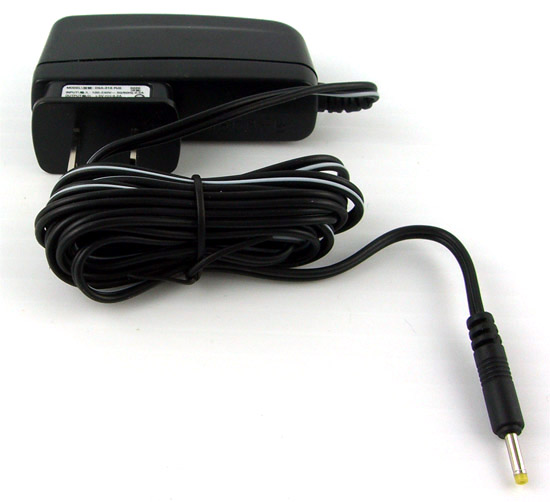 Mic Bluetooth Stereo Headset - AC Adapter