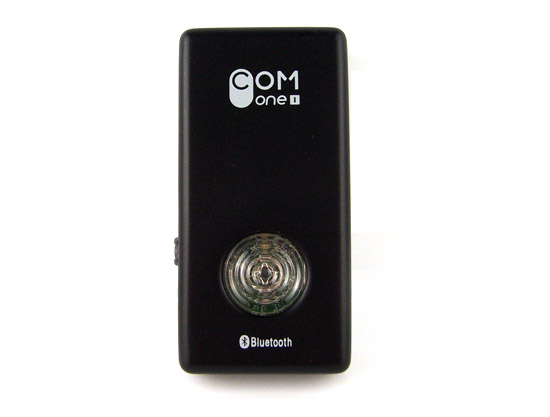 Universal Bluetooth Stereo Transmitter - Front View
