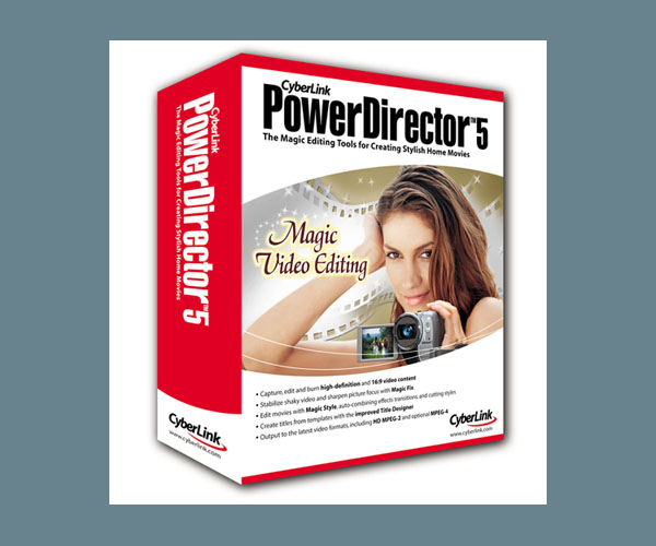 CyberLink PowerDirector 5