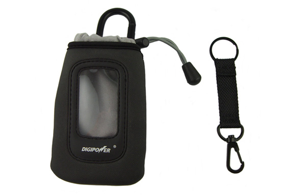 Image 5: DigiPower JumpStart - Carrying case with clip and additional clip