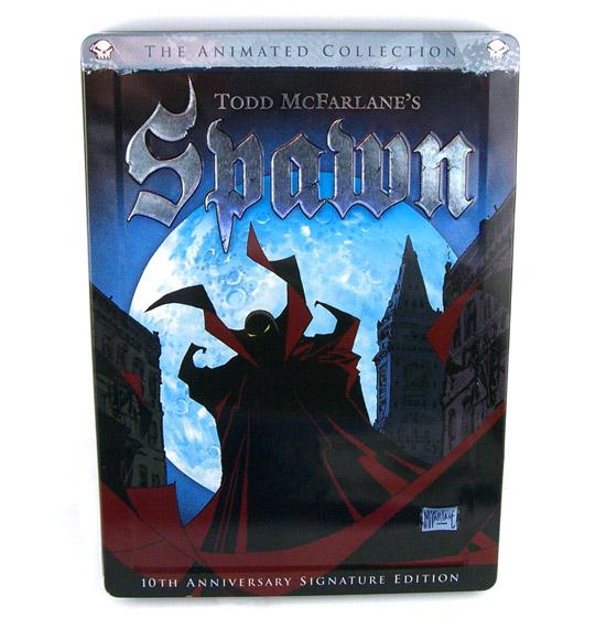 Todd McFarlane's Spawn: 10th Anniversary Signature Edition - Front