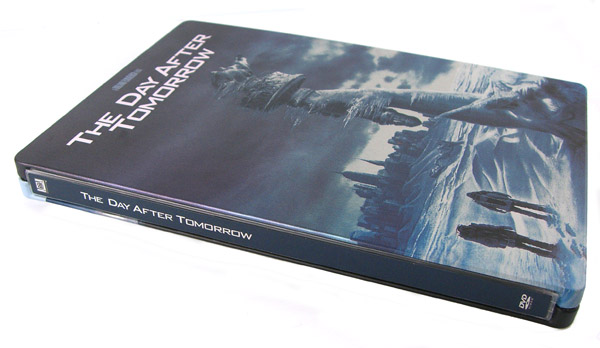The Day After Tomorrow 2-Disc Special  Edition (Steelbook)
