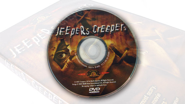 Jeepers Creepers - Single-Side Edition