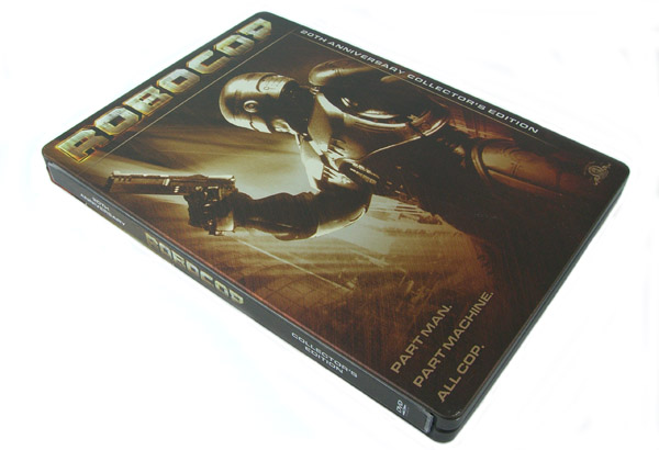 Robocop: 20th Anniversary Collector's Steelbook Edition