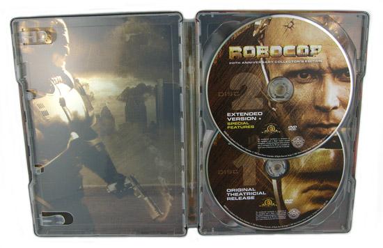 Robocop (Steelbook) - Inside