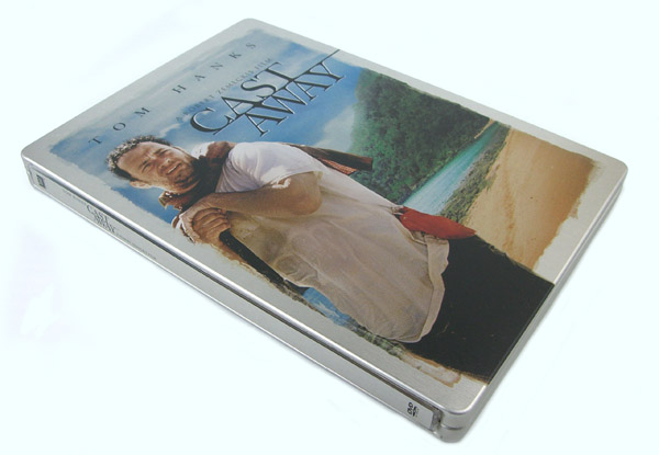 Cast Away - Steelbook Collector's Edition
