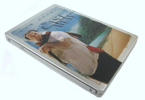 Cast Away - Steelbook Collector's Edition