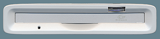 Fujitsu DynaMO 1300U2 Front