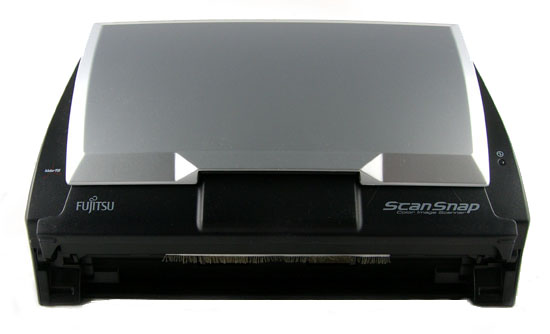 The Front Of The Fujitsu ScanSnap S500