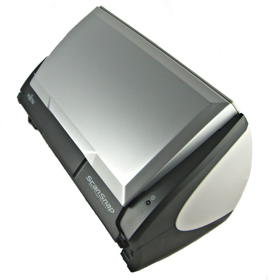 Fujitsu ScanSnap S500 - Right Side View