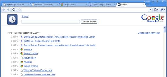 Google Chrome Web Browser | Using Google Chrome