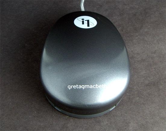 GretagMacbeth EyeOne Display 2 Colorimeter - Underside