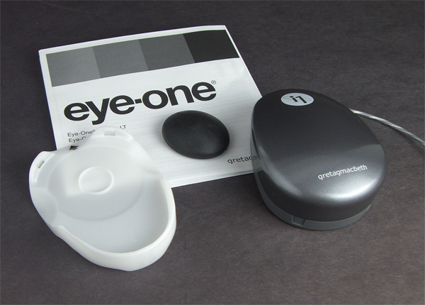 GretagMacbeth EyeOne Display2