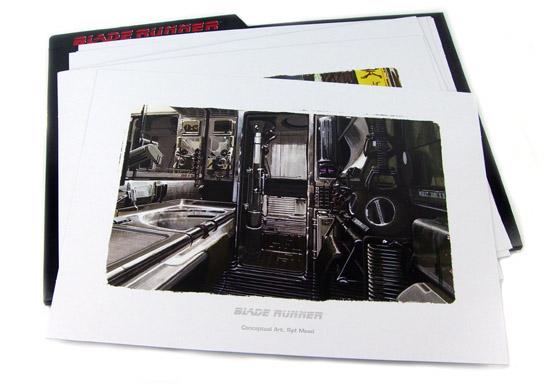 Blade Runner (Ultimate Collector's Edition) - Syd Mead et al Artwork
