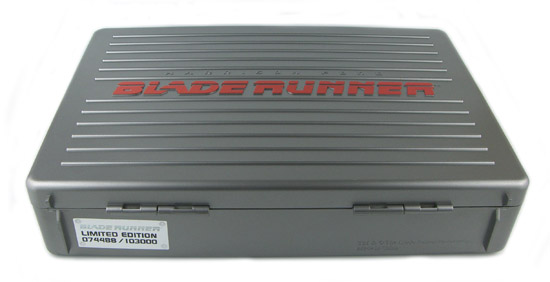 Blade Runner (Ultimate Collector's Edition HD DVD) - Back Of The Briefcase