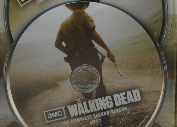 The Walking Dead: Season 2 (Zombie Statue Edition) (Blu-ray)