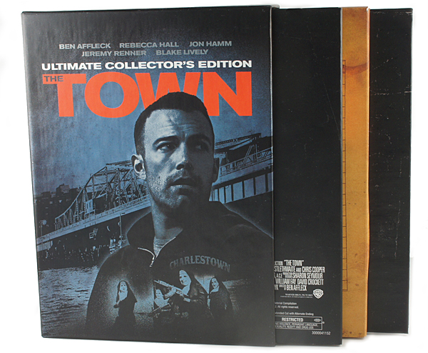 The Town (Ultimate Collector's Edition) (Blu-ray)