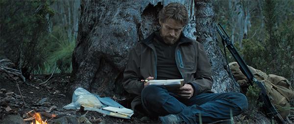 The Hunter (Blu-ray)
