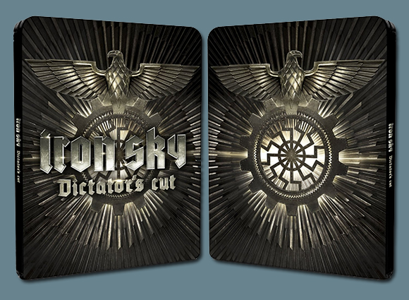 Iron Sky: Dictator's Cut (Blu-ray Steelbook)