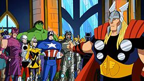 The Avengers: Earth's Mightiest Heroes! (Season One) (Blu-ray)