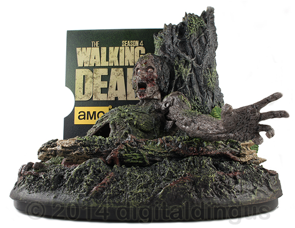 The Walking Dead: The Complete Fourth Season (Tree Walker Edition) (Blu-ray)