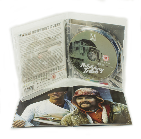 blu ray runaway train