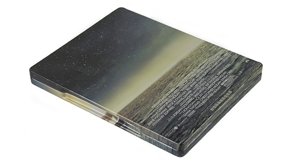 Interstellar (Target Steelbook Exclusive) (Back)