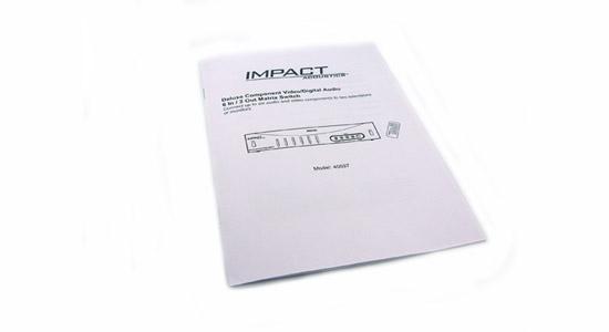 40697 User Manual