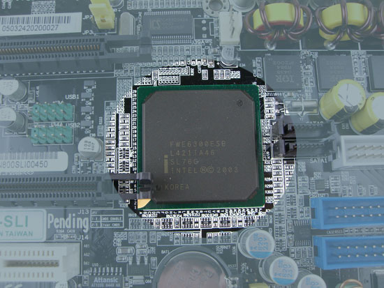 Iwill DN800-SLI Intel 6300ESB I/O Controller Hub