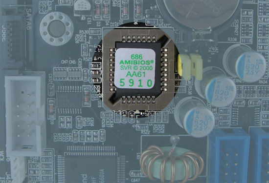 Iwill DN800-SLI AMIBIOS SVR2000