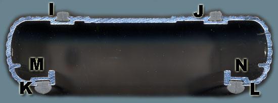 The PHR-250OTG's Anti-Slip Grips