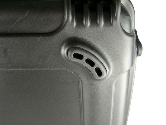 OtterBox 7030 underside rubber grips