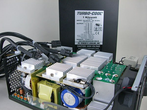 PC Power & Cooling Turbo-Cool 1KW-Quad SLI