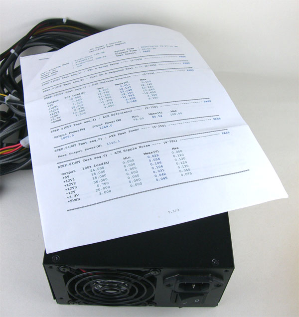 PC Power & Cooling Turbo-Cool 1KW-Quad SLI Test Report
