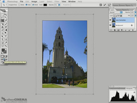 Best Of Photoshop CS2 by Jack Davis - Session 04 Lens Correction Filter