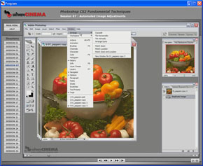 Adobe Photoshop CS2: Fundamental Techniques by Julieanne Kost - Session 07