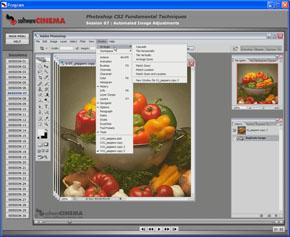 Adobe Photoshop CS2: Fundamental Techniques by Julieanne Kost - Session 07