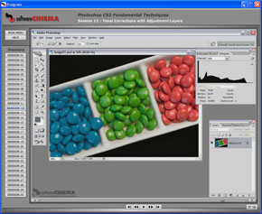 Adobe Photoshop CS2: Fundamental Techniques by Julieanne Kost - Session 12