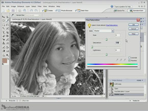 Photo Retouching With Adobe Photoshop Elements by by Jane Conner-ziser - Session 09