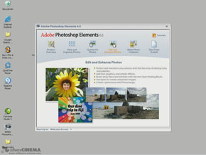 photo retouching with adobe