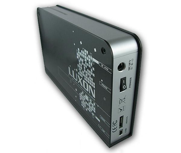 Luxon Advanced ED 3.5-inch Enclosure by Vizo