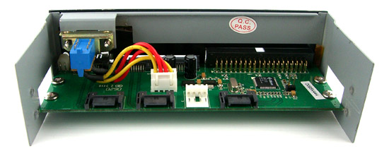 The Vizo Master Panel (MTP-101) - Back