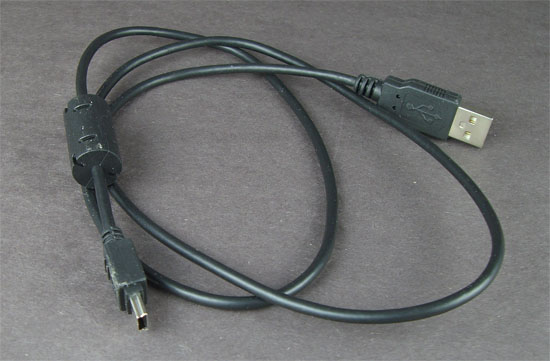 URA-350SA - USB Type A to Mini B Cable